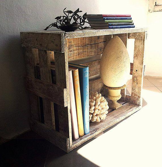 Scatola di legno di ScultoriDiLuce su Etsy, $156.00