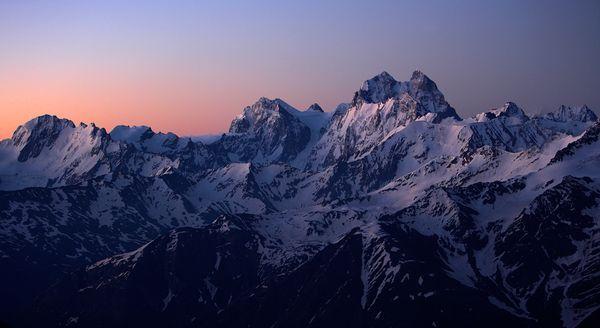 Caucasus Mountains   European Parks—Mountains -- National Geographic