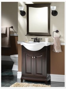Space Saving Vanity Small Bathroom Cabinet 26 Quot Vanity Bathroom Collections Wolf Home