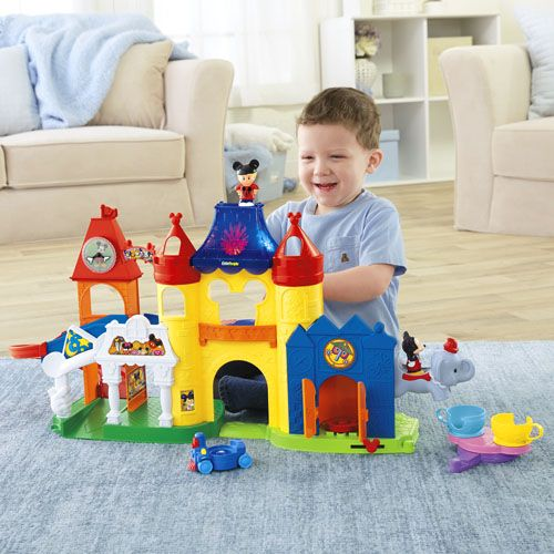 Little People® Magic of Disney Day at Disney - Shop Little People Toddler Toys   Fisher-Price