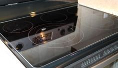 Clean even the toughest spills on your glass-top stove with just two ingredients you already have in your kitchen.