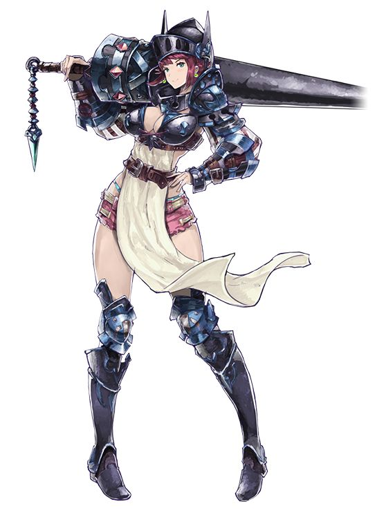 Anime Characters 165 Cm : Valiant force truly original tactics game for everyone