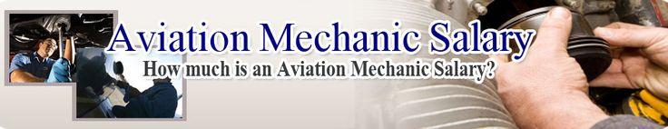 Aviation Mechanic Salary