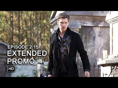 "The Originals Season 2 Episode 15 Extended Promo/Preview ""They All Asked for You"" The Originals is back at March 9th"