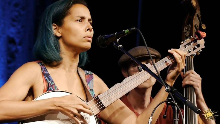 At The Purchaser's Option - Rhiannon Giddens at Augusta Vocal Week 2016 - YouTube
