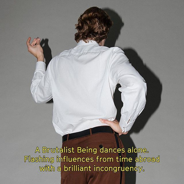 #ABrutalistBeing dances - Only one sitting left for @otisarmada #OtisBrutal…