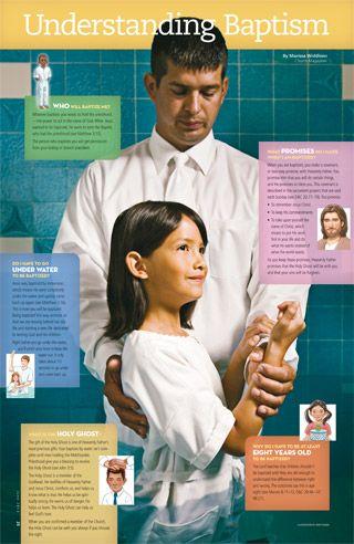 Friend article on baptism; Understanding Baptism by Marissa Widdison; #LDS #Friendmagazine https://www.lds.org/friend/2013/06/understanding-baptism.p1?lang=eng