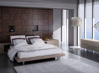 Fashion&Style Stanza da letto minimalista, Camera da