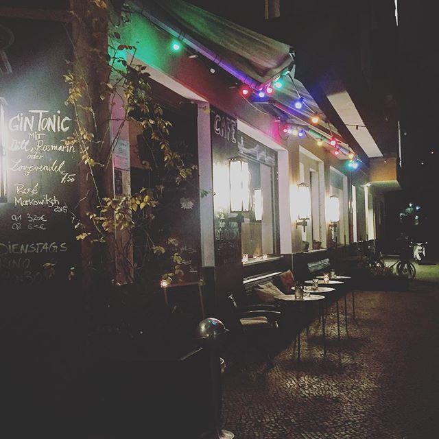 Café Dujardin - A cosy gem in Berlin Wedding
