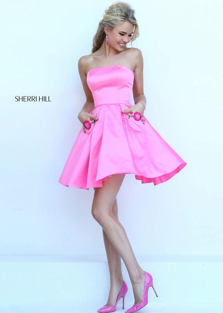 283 mejores imágenes de Sherri Hill Dresses en Pinterest