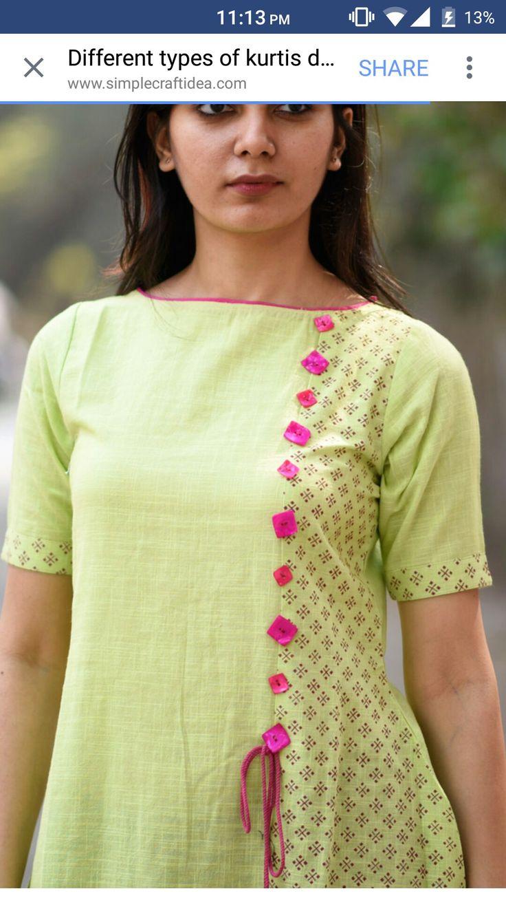 Black salwar design