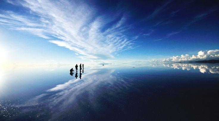 ウユニ塩湖