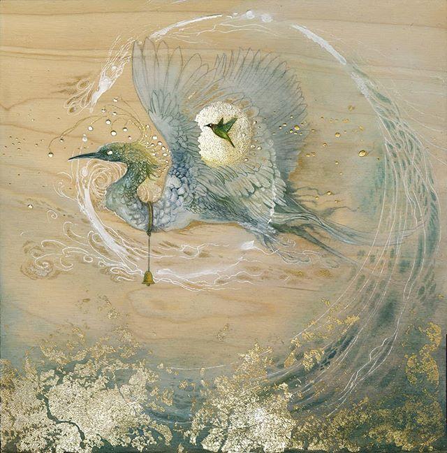 Pin By Stephanie Law On Art Art Surreal Art Watercolor Ocean