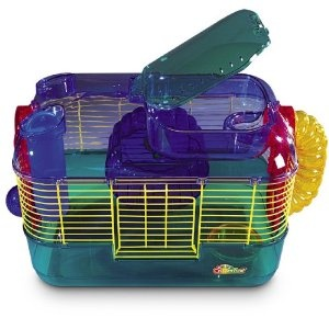 Crittertrail Hamster Cage Reviews I love this cage