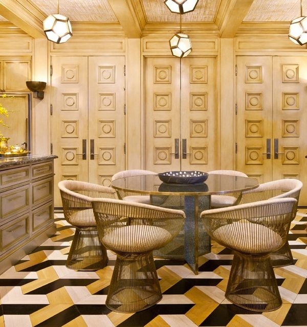 Dining Room Projects By Kelly Wearstler: 132 Best Images About ART DECO ROOMS [=] On Pinterest