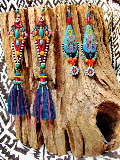 ~ Ethnic Jewlry - My Tribe ~ | Flickr - Photo Sharing!