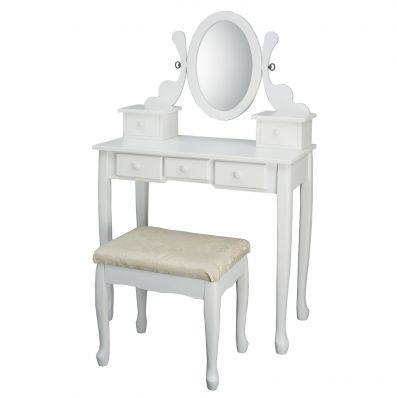 1000 ideas about white dressing tables on pinterest for Womens dressing table