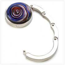 Art Glass Handbag Hanger