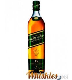 Johnnie Walker Green Label Reserva 15 Años