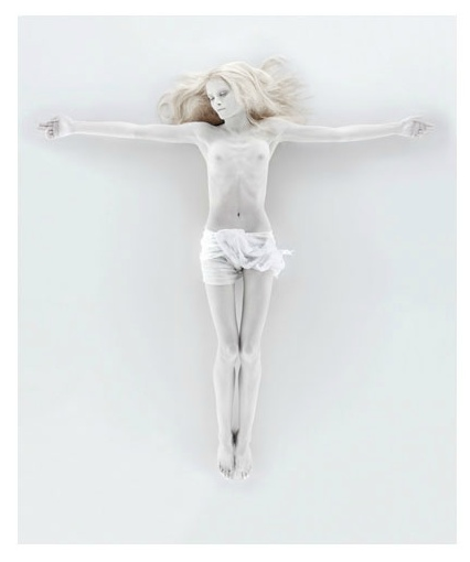Sabine Pigalle, from the Ecce Homo series, 2008