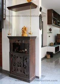 Evens Construction Pvt Ltd: Puja Room and Vasthu