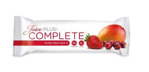 The Juice Plus+ Complete Bar Fruit
