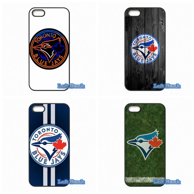 Coque toronto blue jays logo Hard Phone Case Cover For Apple iPod Touch 4 5 6 For iPhone 4 4S 5 5S 5C SE 6 6S Plus 4.7 5.5