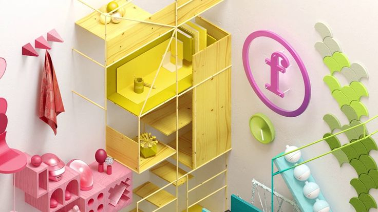 Creativity Room - New Fubiz 2015 on Vimeo