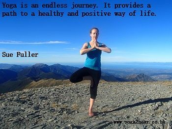 Yoga is an endless journey. It provides a path to a healthy and positive way of…