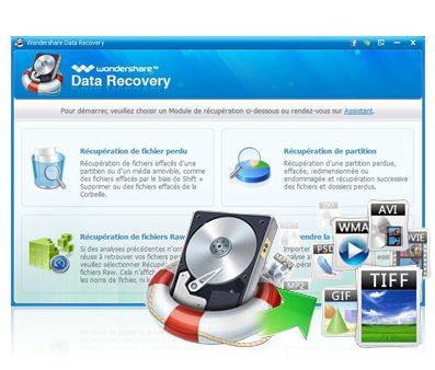 Recuperation de photos/fichiers effacés par erreur