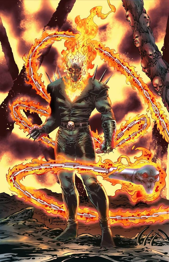 Ghost Rider By Puzzlepalette Ghost Rider Marvel Ghost Rider Johnny Blaze Ghost Rider Wallpaper