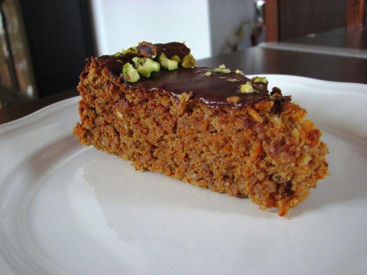 Sladký Sen: Mrkvová torta bez múky
