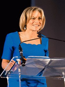 Emily Maitlis Presenter: BBC Newsnight and News Channel