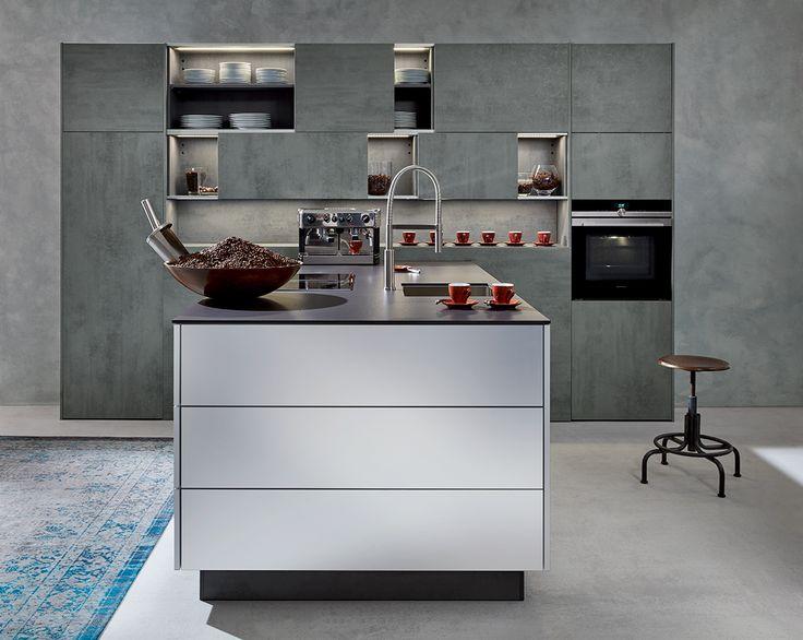 21 best Meble kuchenne images on Pinterest Kitchens, Cement and - k che sideboard mit arbeitsplatte