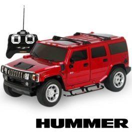 Coche RC Hummer H2 SUV
