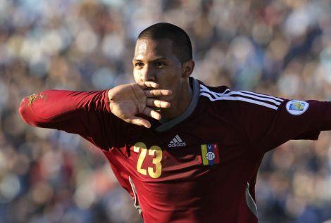 Cúanto Vale la #Vinotinto? - El valor de mercado de la selección venezolana de fútbol.