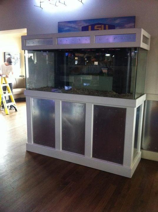 Best 25 aquarium cabinet ideas on pinterest fish tank for Fish tank cabinets