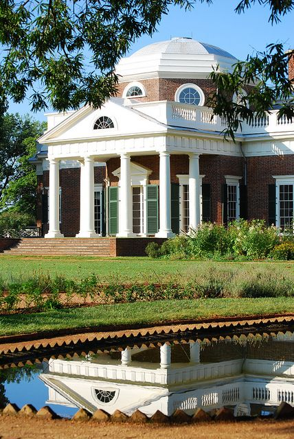 Thomas Jefferson's Monticello (Virginia)