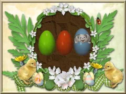 Kellemes húsvéti ünnepeket...Jimmy Gyermekké válva c. dalával