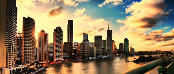Brisbane, Australia - lived here for 5 months...LOVED it! the perfect big city for a small town girl :)