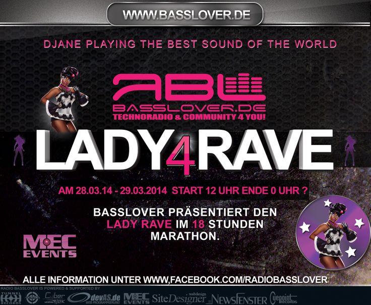 Lady Rave 4