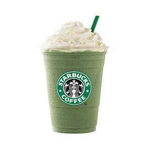 OMG! Starbucks Green Tea Frappuccino Recipe! YESSS!!! :P