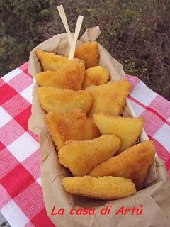 La casa di Artù: Cucina regionale Piemontese: Fritto Misto alla Piemontese