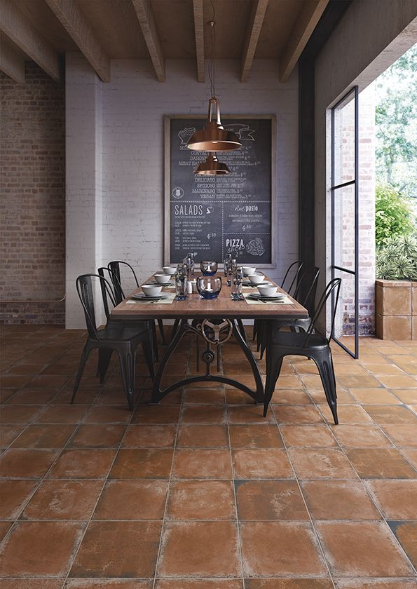 alhamar get the rustic style with a trendy atmosphere - Azulejos Rusticos