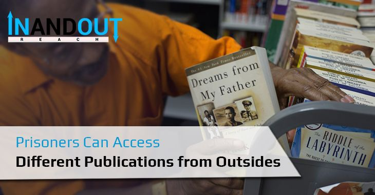 Prisoners Can Access Different Publications From Outsides Dreams From My Father Inmates Prison