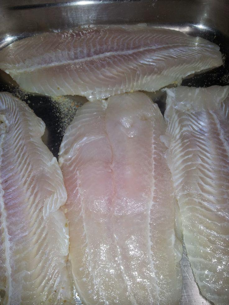 Nella cucina della brigantessa: FINTO CRUMBLE alle mandorle su filetti di pesce