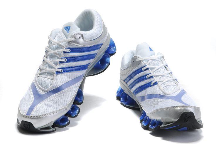 Adidas Titan Bounce Couple Royal Blue White