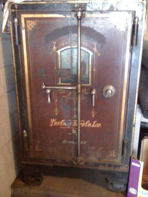 17 Best Images About Antique Safes On Pinterest