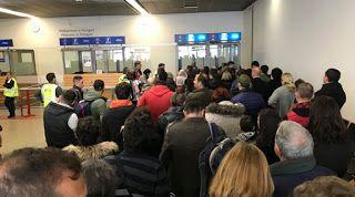 EΛΛΗΝΙΚΗ ΔΡΑΣΗ: Είμαστε ήδη εκτός Σένγκεν: Εξευτελισμός για τους Έ...