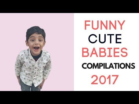 Funny cute baby Nursery Rhymes Songs for Kids Funny Babies compilations